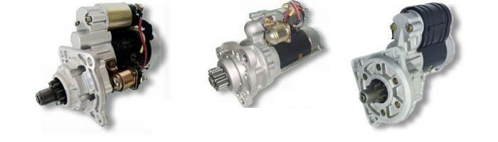 Reduction Starter Motors