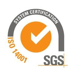 SGS ISO 1400