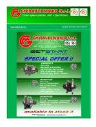 SPECIALl OFFER OF TURBOCHARGERS